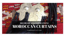 moroccan curtains decor ideas and inspirations