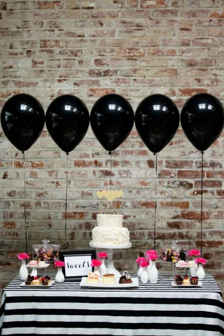 Como Decorar Una Fiesta Para Adultos Decoración Con Globos 57 Ideas Increibles Para Fiestas Y Eventos
