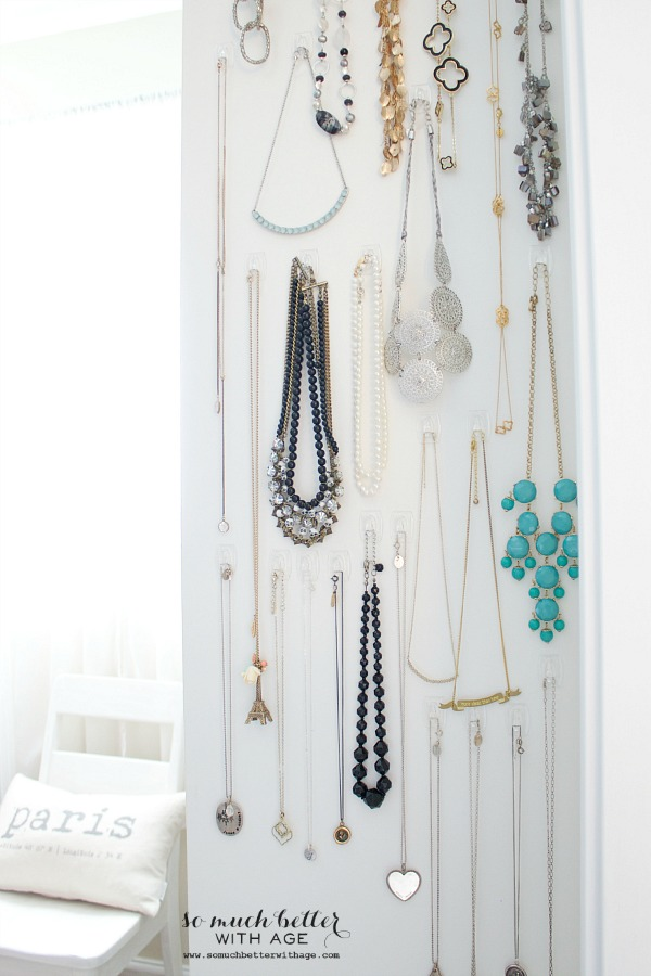Easy Necklace Organization So Much Better With Age