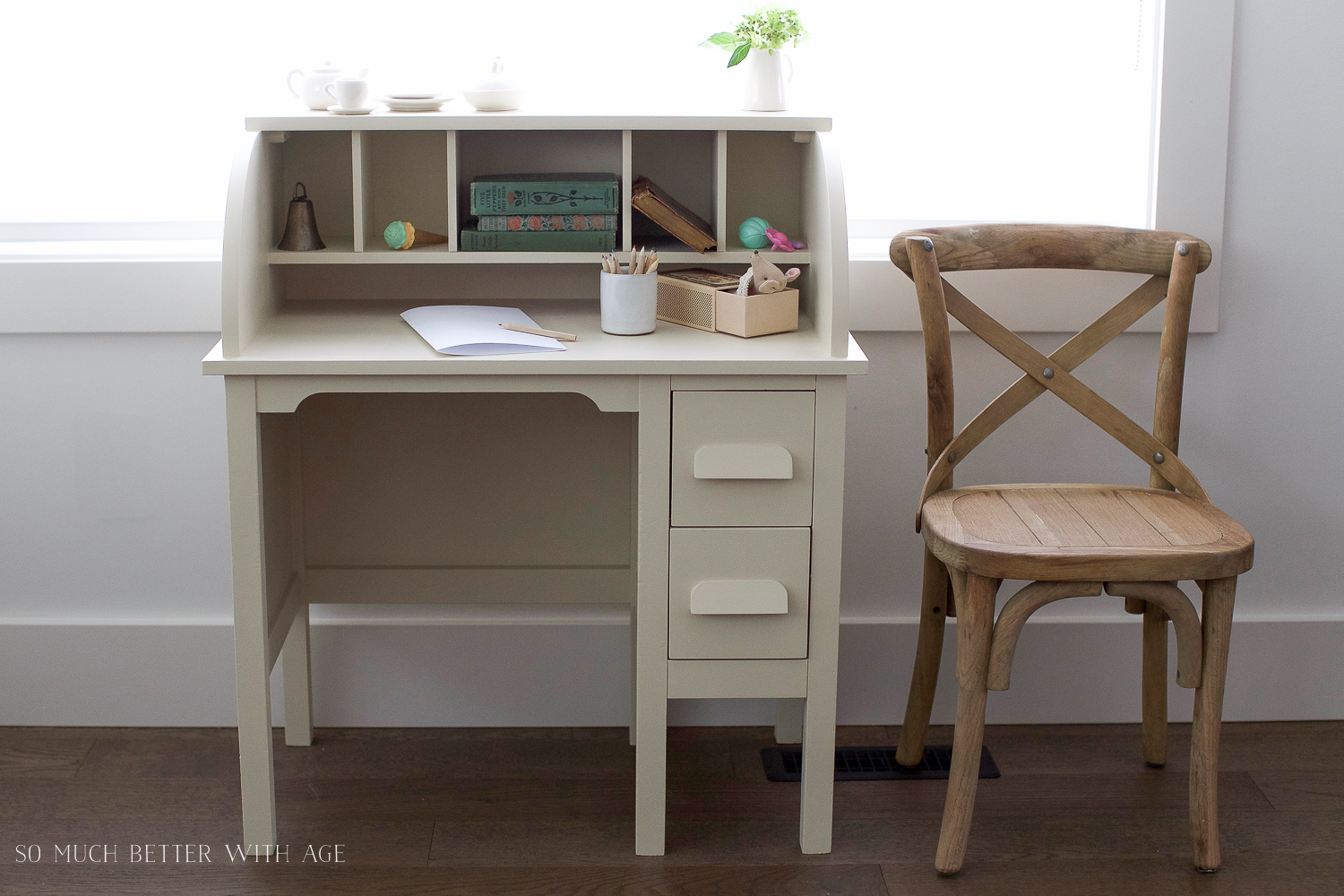 Colorful Desk Chairs How To Paint Over Bright Or Dark Coloured Furniture