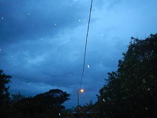 Night in Panama