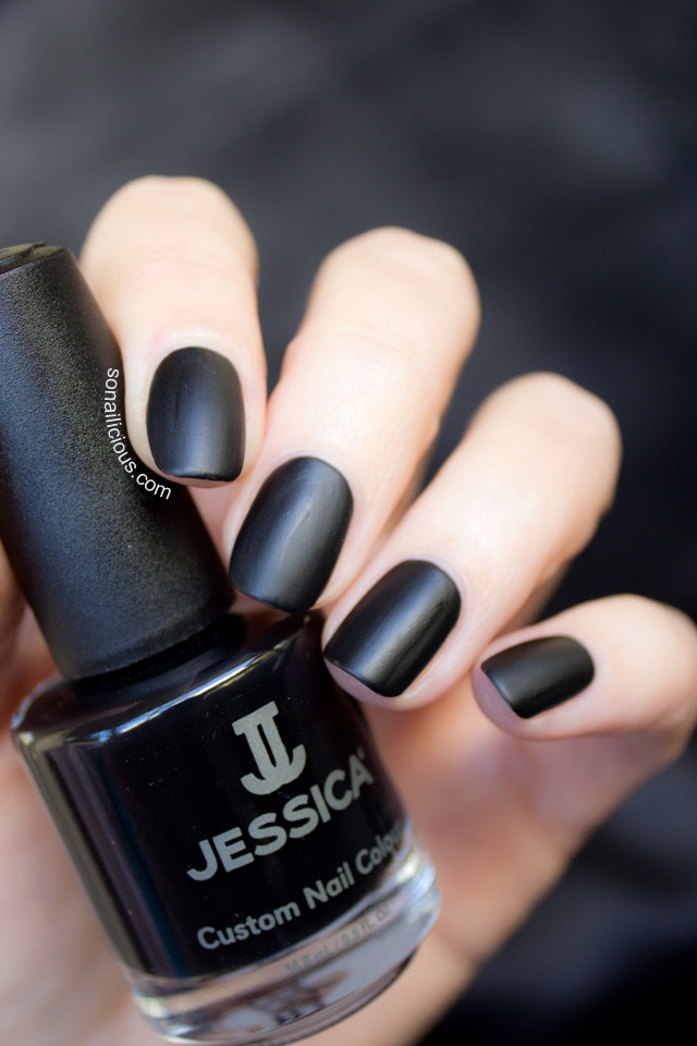 Jessica Black Beauties Review And Swatches
