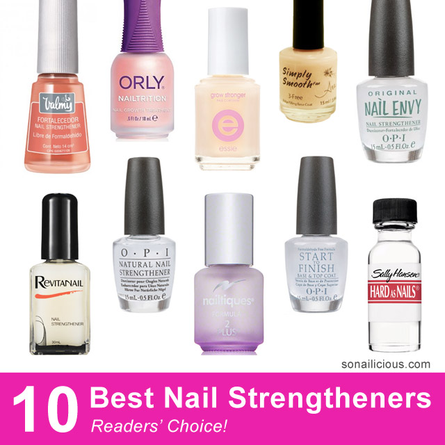10 Best Nail Strengtheners Reader39s Choice