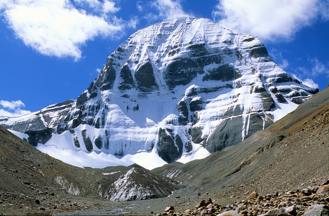 Himalaya Hd Wallpaper Mt Kailash Tour Mecca For Buddhists Hindus And Jains