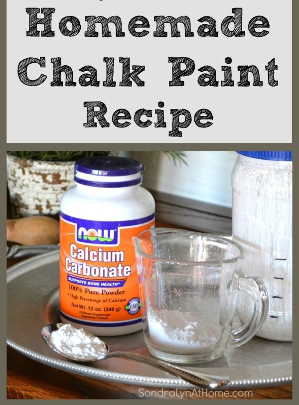 Chalkboard lettering with liquid chalk sondra lyn athome for Diy chalk paint problems
