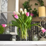 Use Fresh Flowers to Brighten a Room
