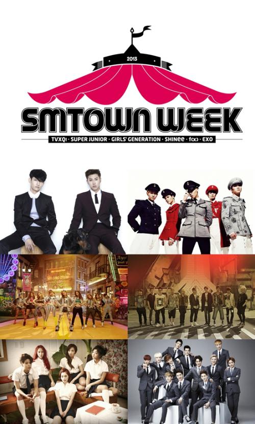 """Daftar Lagu Shinee 2013 Gratis Download Lagu Mp3 Music Terbaru Hari Ini Teaser """"smtown Week"""" Menampilkan Shinee Girls' Generation"""