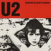 sunday bloody sunday - u2 single cover