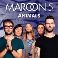 Animals - Maroon 5 single