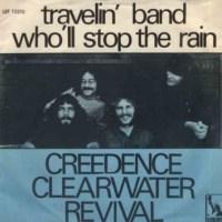 Who'll Stop the Rain - CCR single