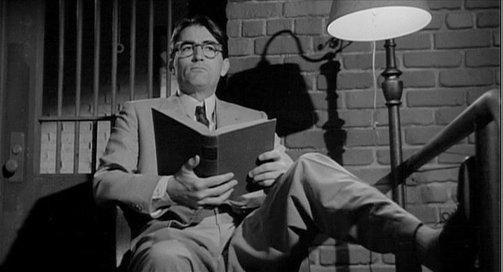 Atticus Finch-Barack Obama give way to Bob Ewell-Donald Trump in