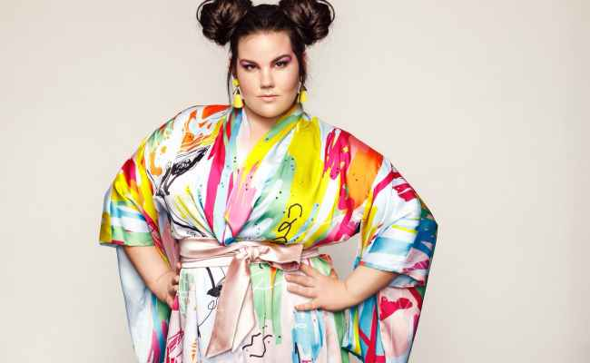Esc 2018 Israel Netta Toy Songfestival Be