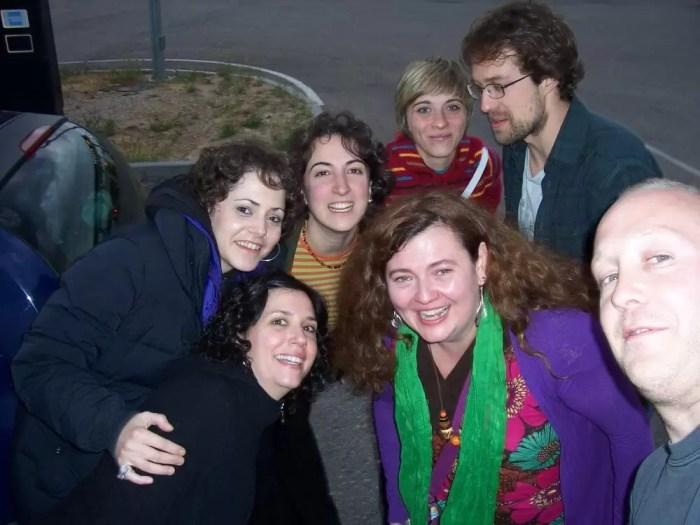 2010'V'7. Gira VBL - el viaje de ida