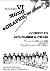 2014'V'9. VI MONO+GRAPHIC - cartel del concierto