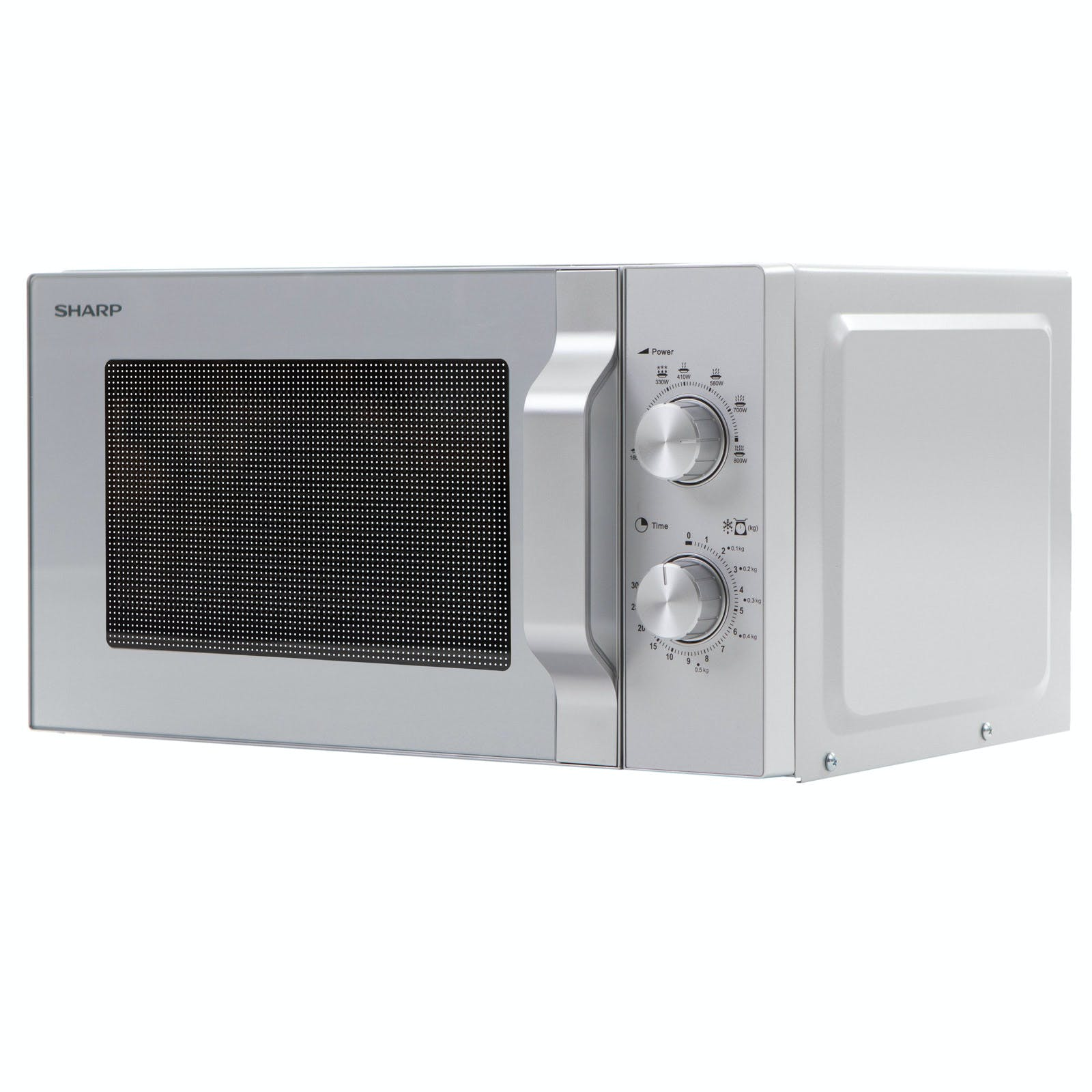 Sharp Combimagnetron Handleiding Sharp R204slm Compact Microwave Oven In Silver 20l 800w