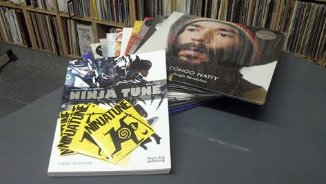 Ninja Tune & Big Dada giveaway