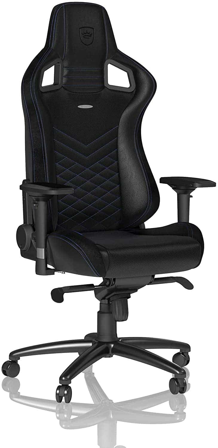 Noblechairs Gaming Chair Epic Serie Test 2021