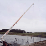 Hoisting for-Dam at Wier