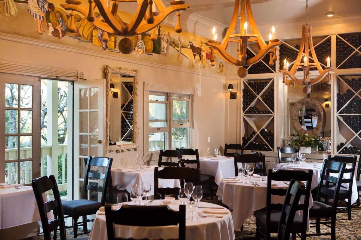 Farmhouse Restaurant Sonoma All You Need Is Love These Romantic Sonoma Hotels Take