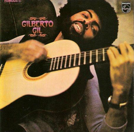 Capa Gilberto Gil 1971