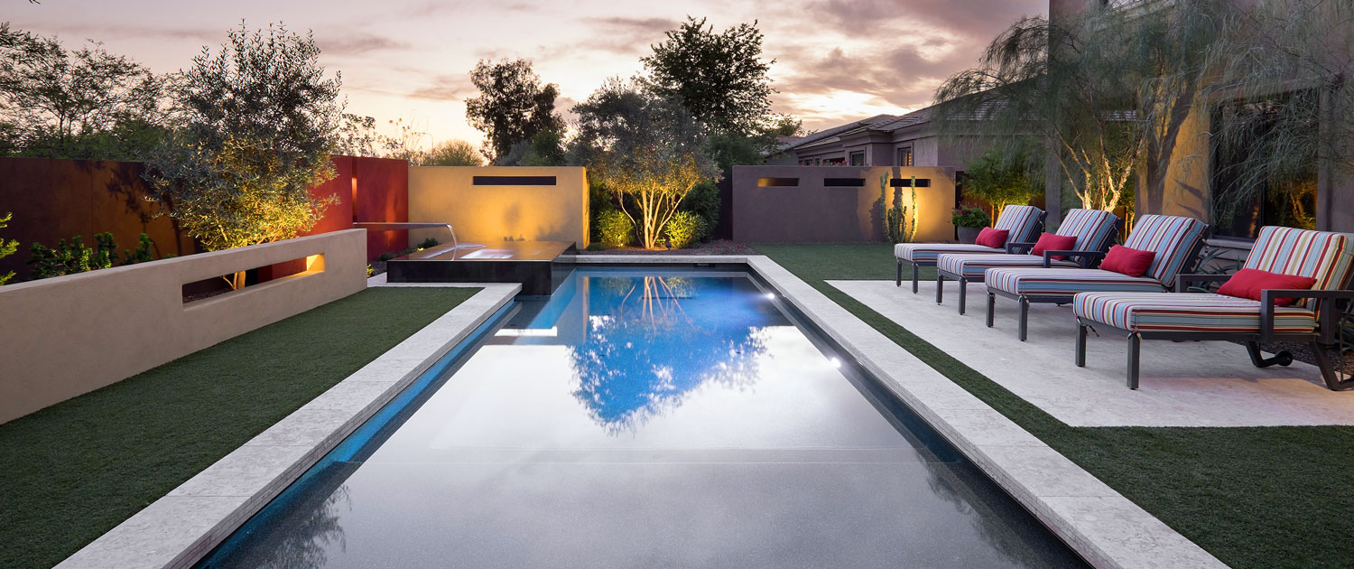 Custom Pool Designer And Builder In Scottsdale Spas Pool Services