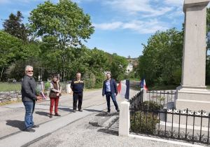 CEREMONIE MONUMENT MAIRIE