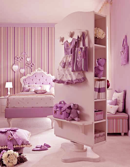 Chambre Princesse Fille