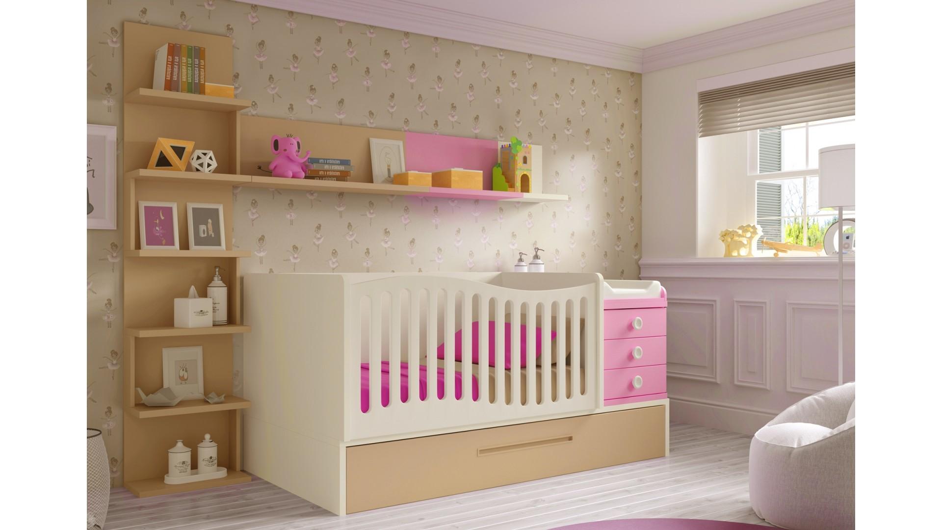 Etagere Chambre Bebe Fille