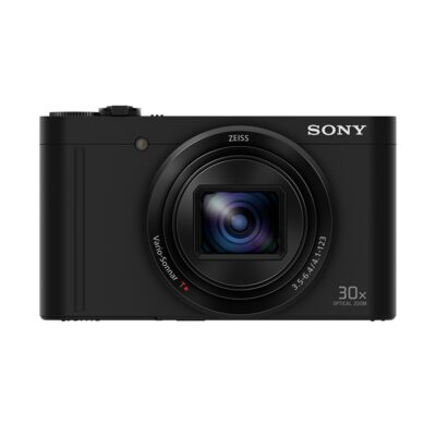 Camera Exterieur Rechargeable Sony Wx500 Compact Camera With 30x Optical Zoom