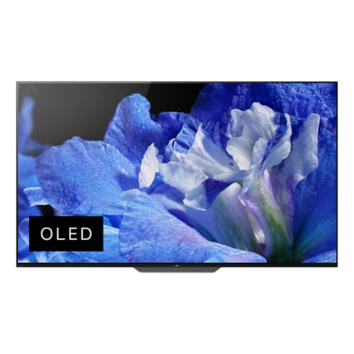Fernseher Wand Abdeckung Sony Af8 Oled 4k Ultra Hd High Dynamic Range Hdr Smart Tv Android Tv