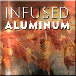 Sonya Shannon Visionary Art Infused Aluminum