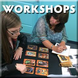 Sonya Shannon Transformation Oracle Workshops