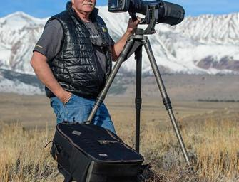 MindShift Gear releases Moose Peterson Backpacks