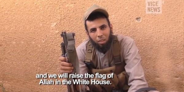 abu mosa - allah flag