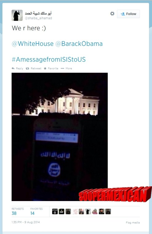 isis at white house -3