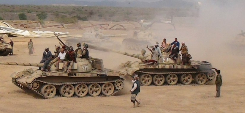 muslim war tanks army