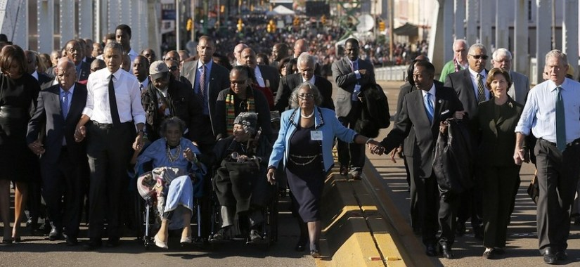 selma 50th bush