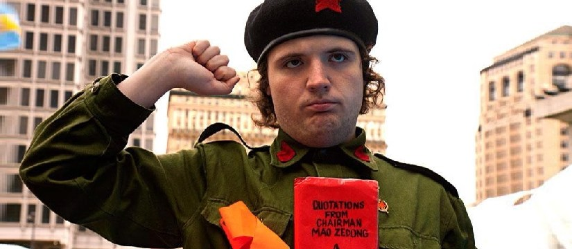 mayday communist