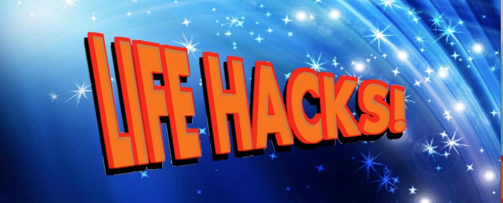 life hacks logo