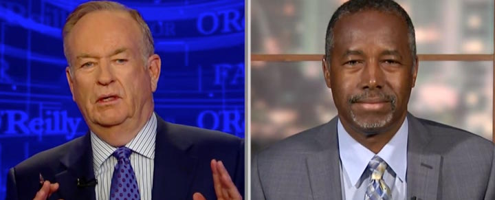 carson on o'reilly