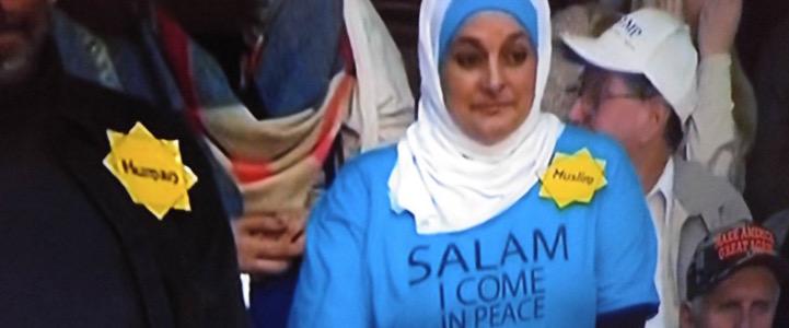 muslim at trump rally