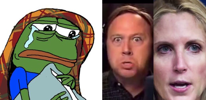 alt-right frog pepe