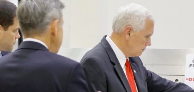 Mike pence horror 1