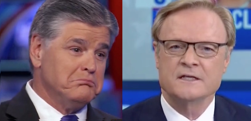 sean hannity lawrence o donnell