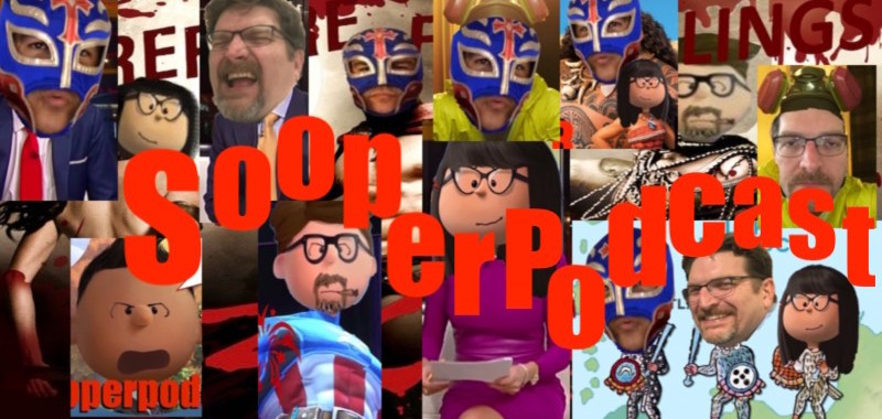 SOOPERPODCAST COMPILATION