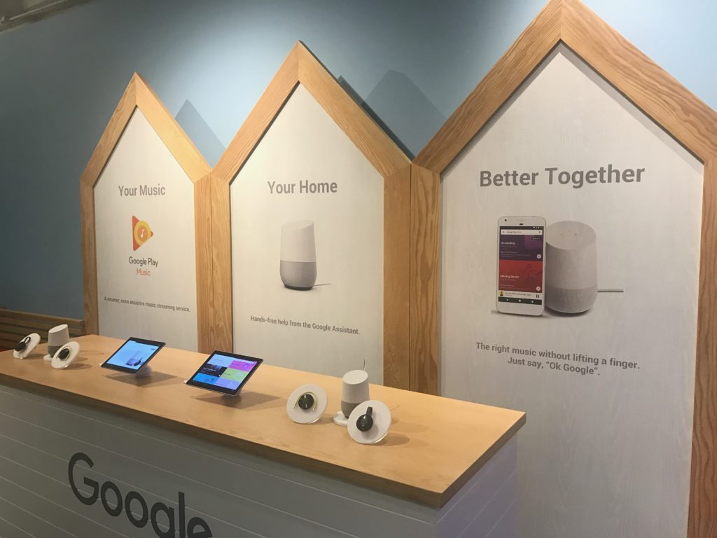 Home Magasin Google Home So Particular