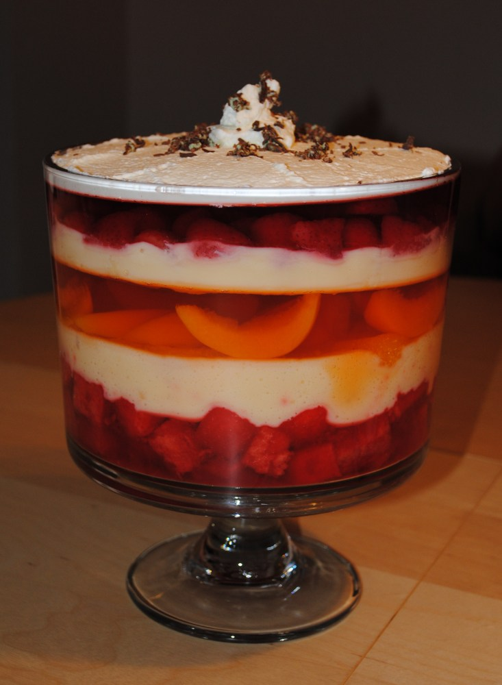 Trifle Joy
