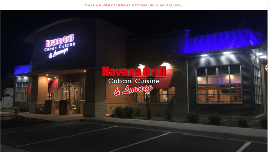havana-grill-website