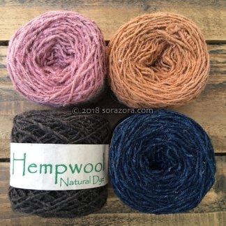 Hemp Wool Yarn 2018