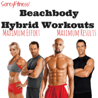 Beachbody Hybrid Workouts - Maximum Effort. Maximum Results